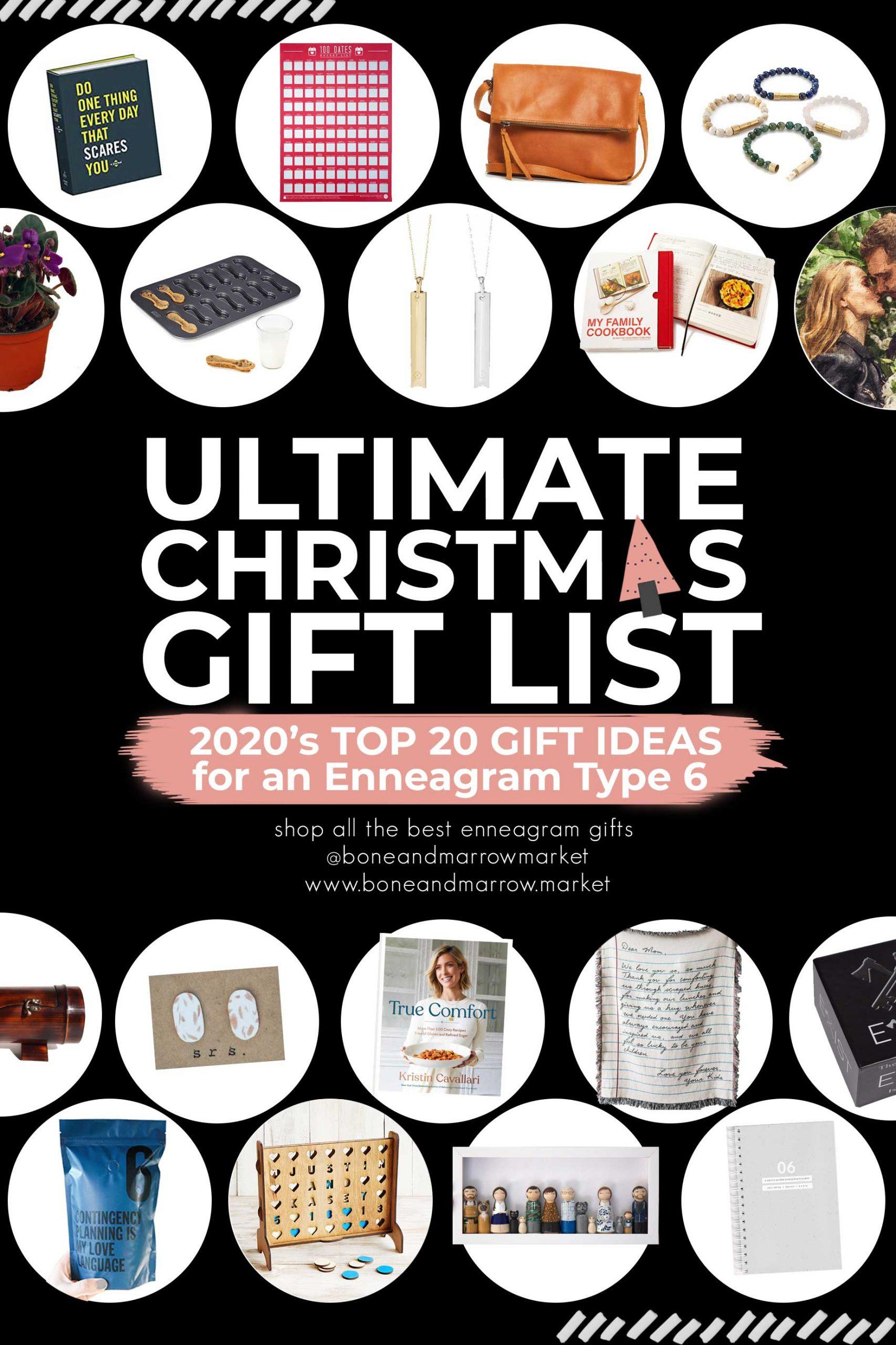 Ultimate Christmas Gift Ideas for an Enneagram 6