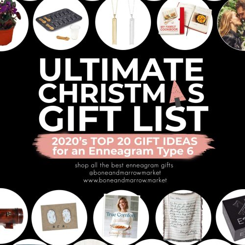 Ultimate Christmas Gift Ideas for an Enneagram 6