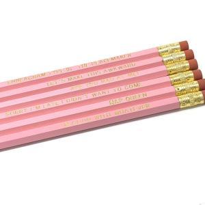 Enneagram 9 Pencils