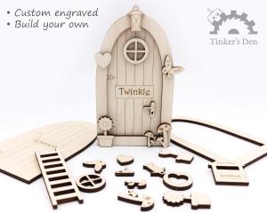 Personalized Fairy Door Kit