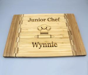 Kids Cutting Board