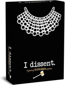 I dissent.
