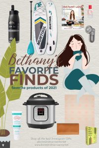 Bethany's Favorite Finds of 2021