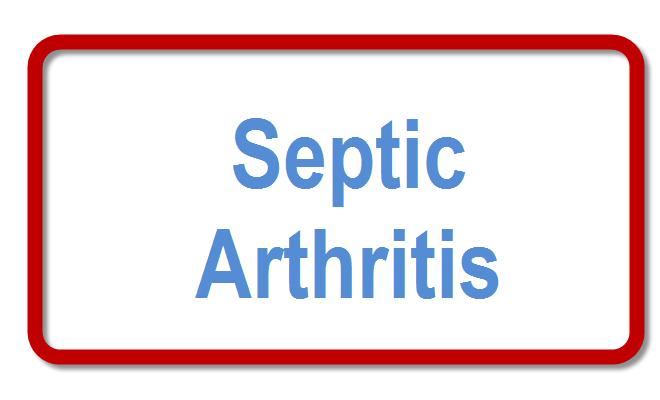septic-arthritis