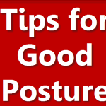 Tips for Good Posture to Avoid Back Pain