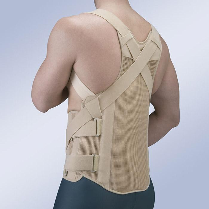 thoraco lumbo sacral corset