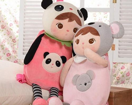 mochila infantil metoo dolls