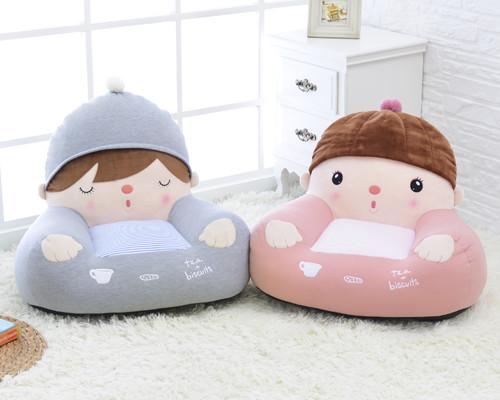 Sofá Infantil Menino e Menina