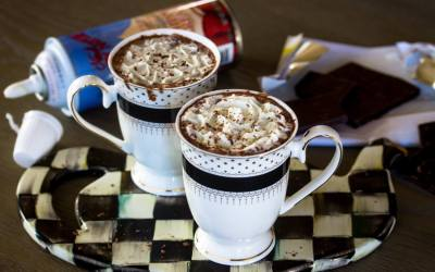 Gut Healing Hot Chocolate by Fairy Gutmother