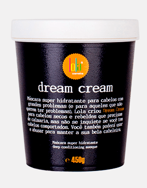 dream cream lola cosmetics 450g