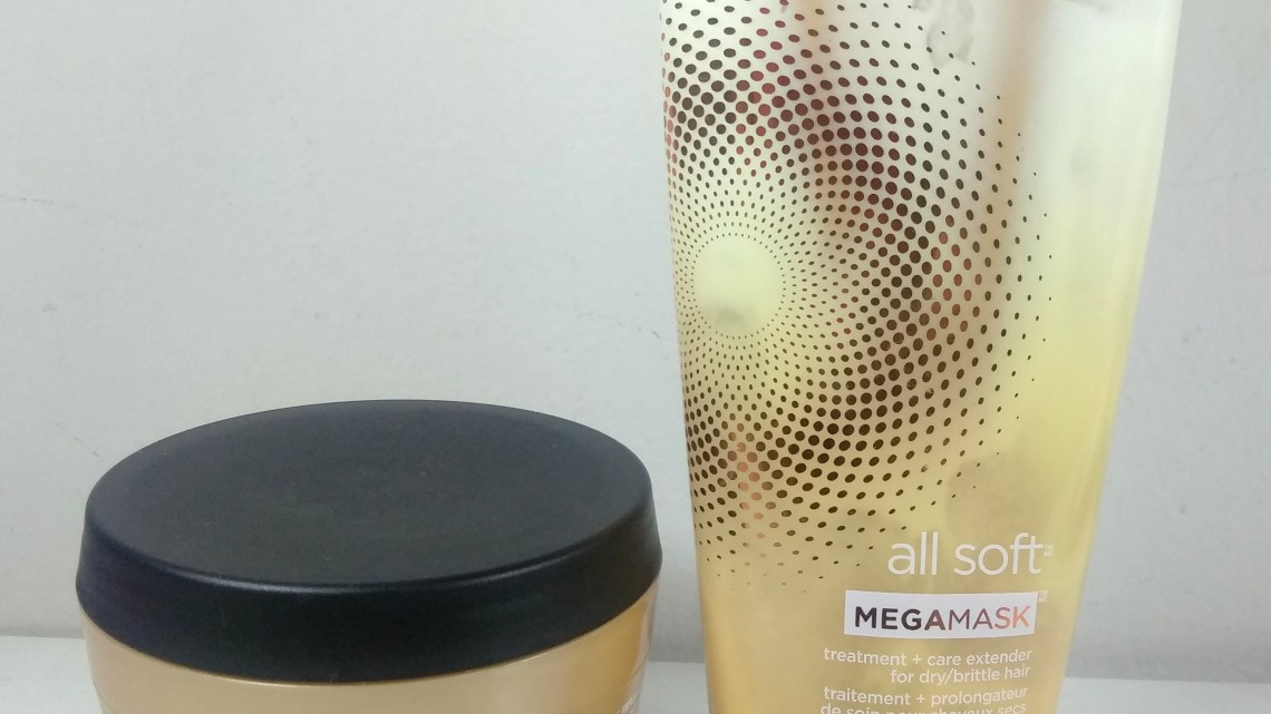 REDKEN All Soft Heavy Cream vs Mega Mask