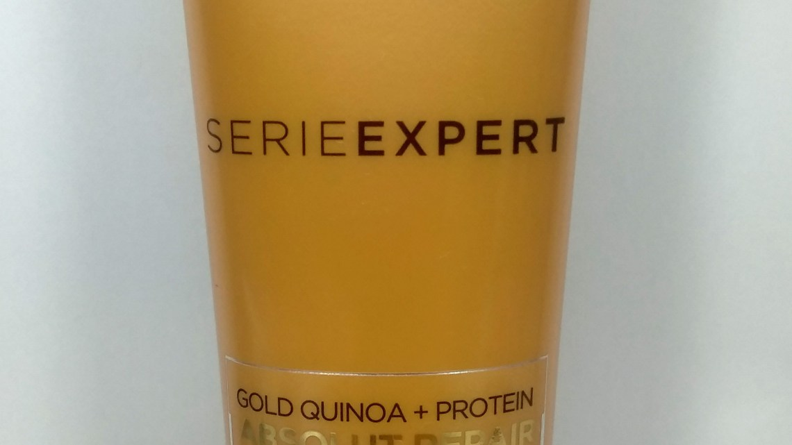 Leave-in L'Oréal Absolut Repair Gold Quinoa + Protein