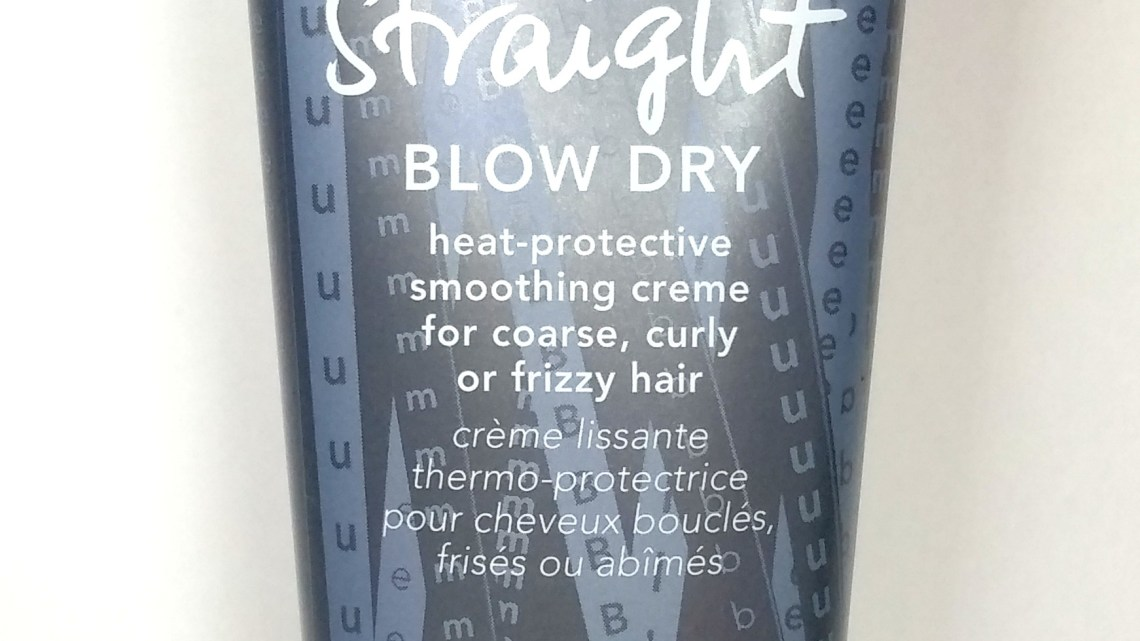 Bumble and Bumble Straight Blow Dry