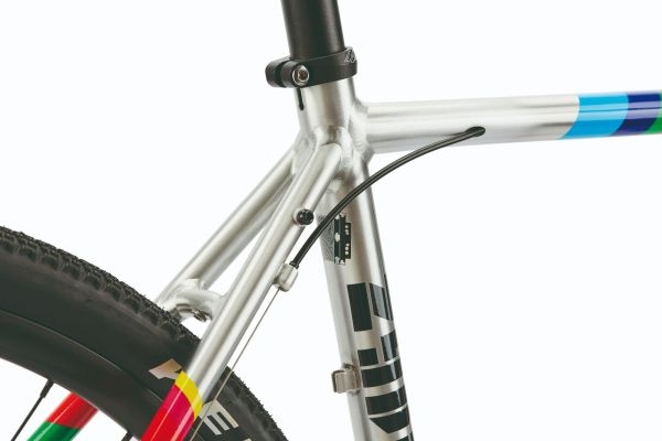 Cinelli Zydeco Top Tube