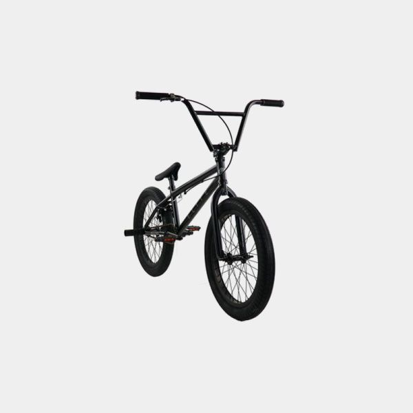 Elite BMX Bike Destro Black Grey Front