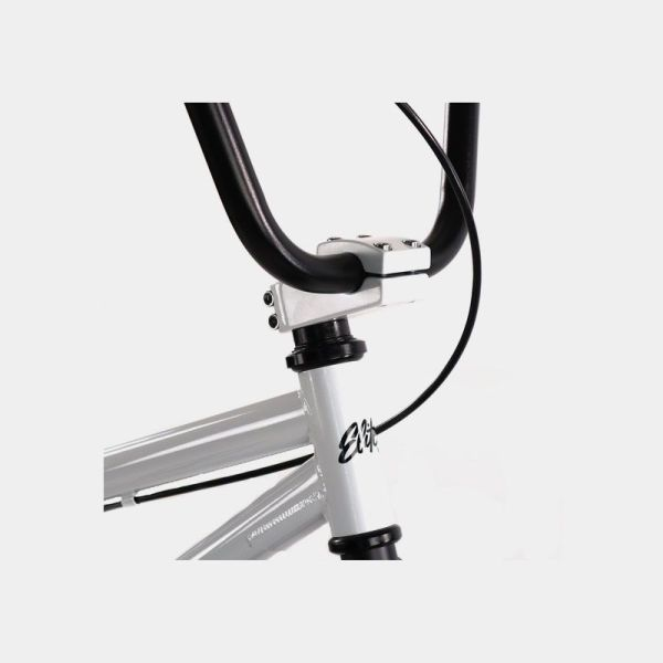 Elite BMX Stealth White Handlebar