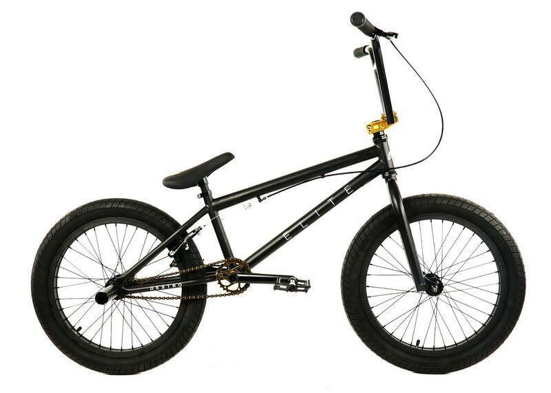 Elite BMX Stealth