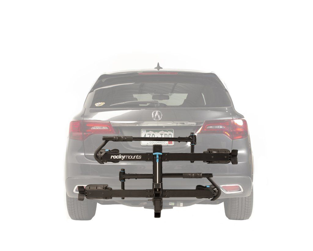 Monorail Platform Hitch Rack