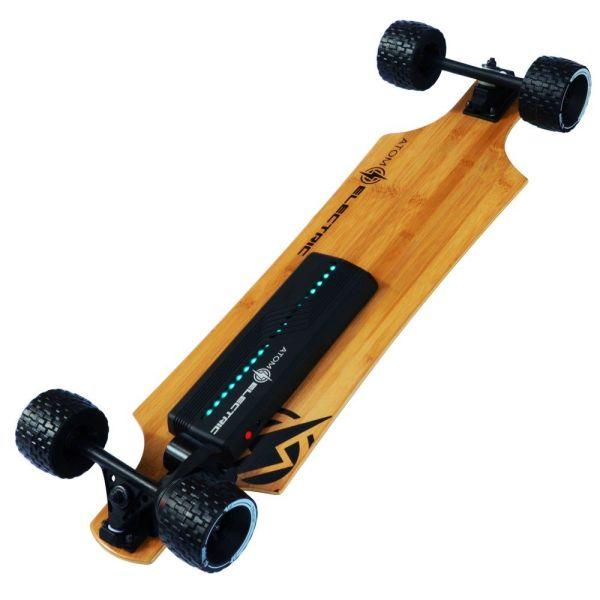 B10X All Terrain Longboard Skateboard 3