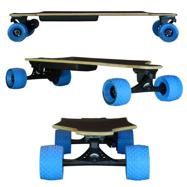 B10X All Terrain Longboard Skateboard 7