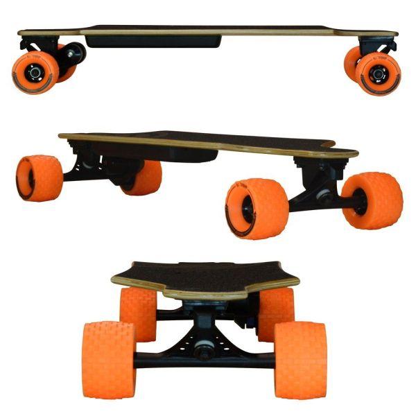 B10X All Terrain Longboard Skateboard 9