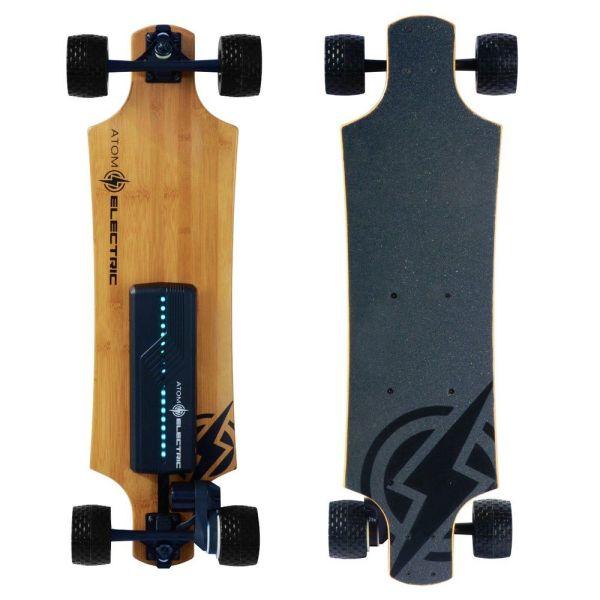 B10X All Terrain Longboard Skateboard main