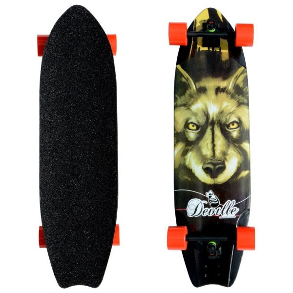 Deville Longboard 36.0 Freeride Coyote main