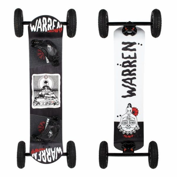 MBS Pro 97 Mountain Board DW II main