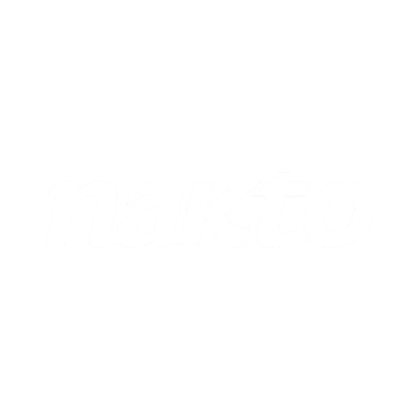 nakto transparent white