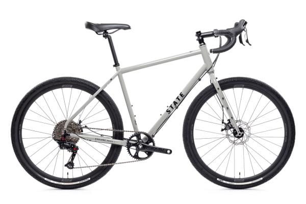 state bicycle co 4130 all road gray 5