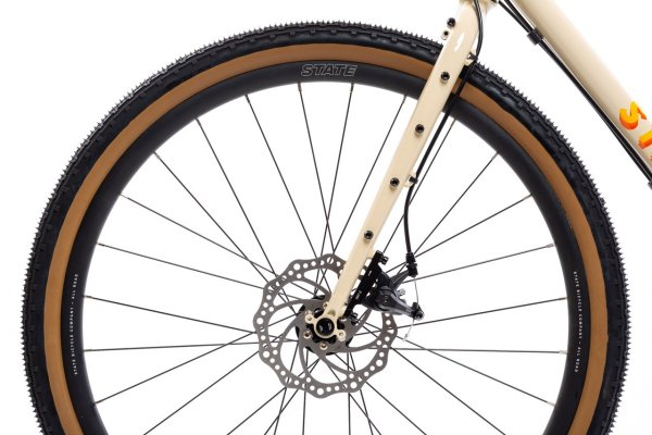 state bicycle co 4130 all road tan 4