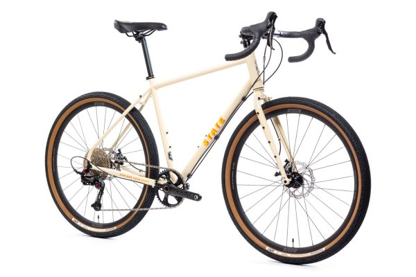 state bicycle co 4130 all road tan 6