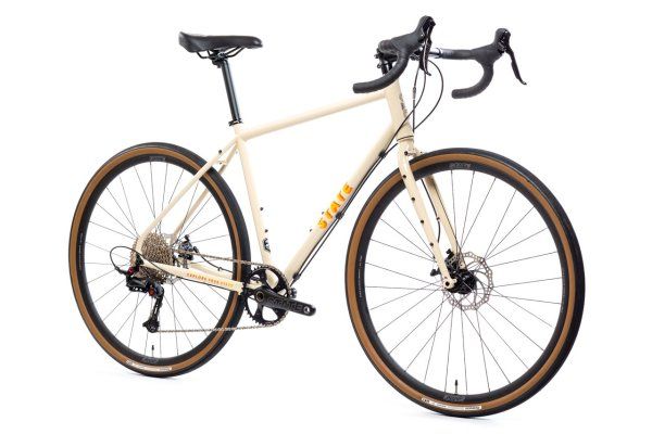 state bicycle co 4130 all road tan 9