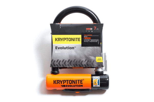 Kryptonite Evolution Mini 5 U Lock