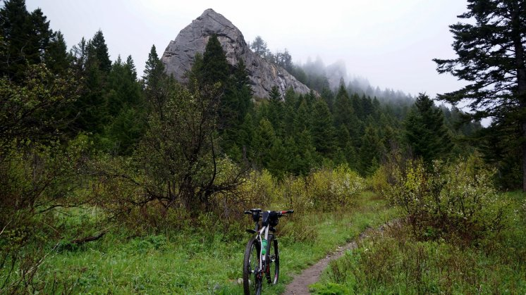 Bridger Foothills Trail