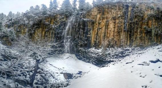 Palisade Falls