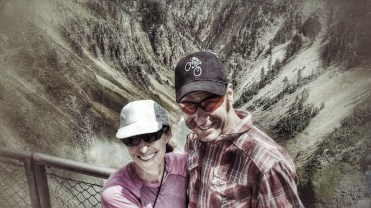 Paul and Nikko's visit to Yellowstone National Park