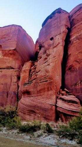 Big red dumb rock
