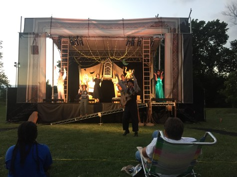 Twelfth Night at Columbia Park