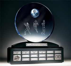Paul Hornung Award (LouisvilleSports.org)