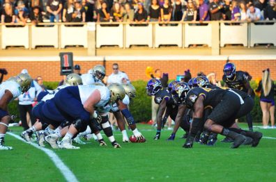 Pirates face off with Navy (Bonesville Staff)