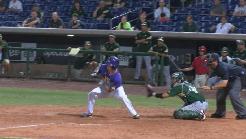 AAC Tournament   ECU vs. USF   Still #3 by Brian Bailey (May 25, 2017   Clearwater, FL)