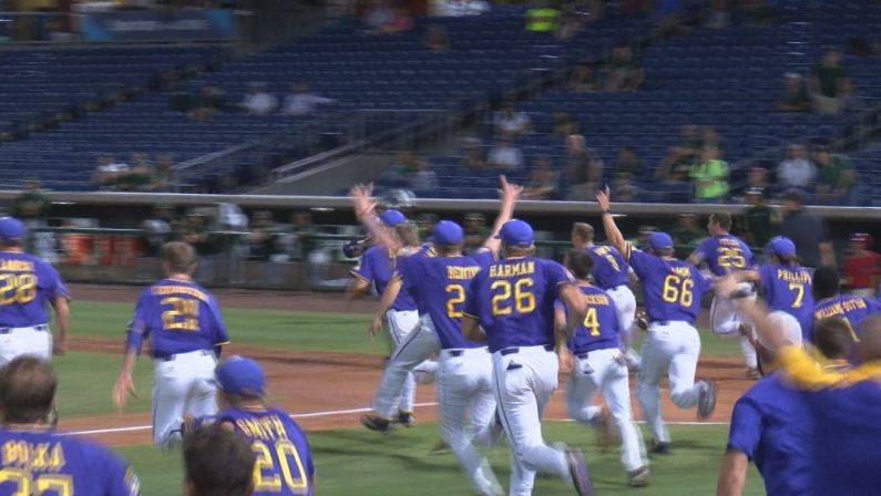 AAC Tournament | ECU vs. USF | Still #4 by Brian Bailey (May 25, 2017 | Clearwater, FL)