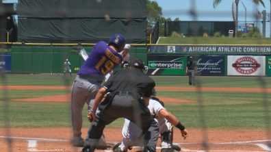 AAC Tournament   ECU 4, UCF 0   Still #4 by Brian Bailey (May 27, 2017   Clearwater, FL)