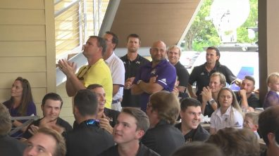 ECU Regional Pairings Party image #3 (courtesy WNCT-TV)
