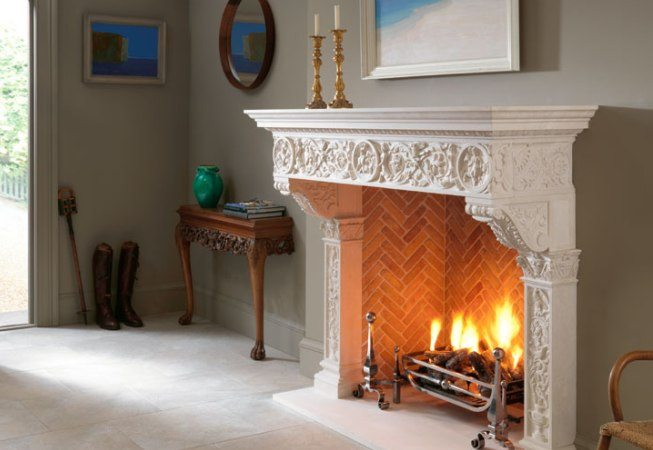 mantlepieces slider image