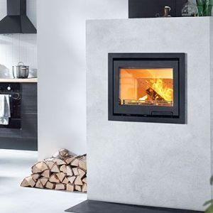 Inset Fireplace Range