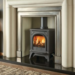 Gazco Huntingdon 20 Gas Stove in a surround