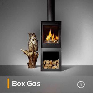Box Gas Range