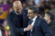 Zidane nói lời xúc động khi Valverde bị sa thải